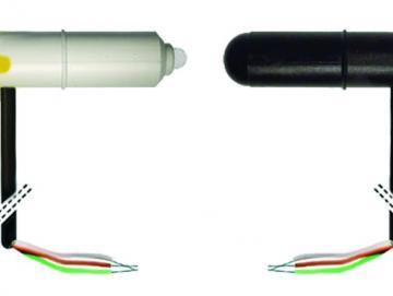 WITT SIGNAL - Schließkantensicherungen Set, Sender 1,0m Empfänger 8,5m ohne Stecker