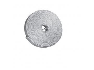 Rollladengurt 23 mm beige, 12 m, abgelängt und geschlitzt