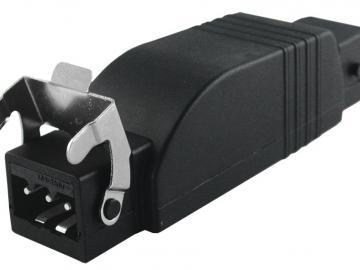 WTS - Funk-Empfänger / Funk-Zwischenstecker  Plug und Play  230 V zur Ansteuerung von einem Rohrmotor